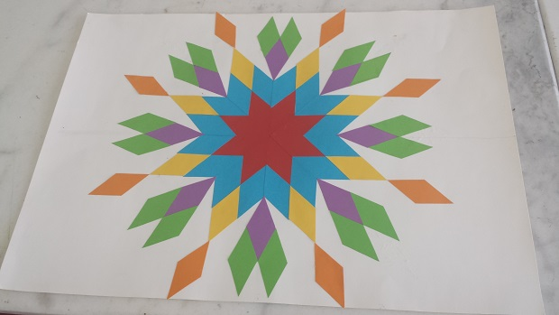 The Native American Star Quilts Grade 6 Project Blis