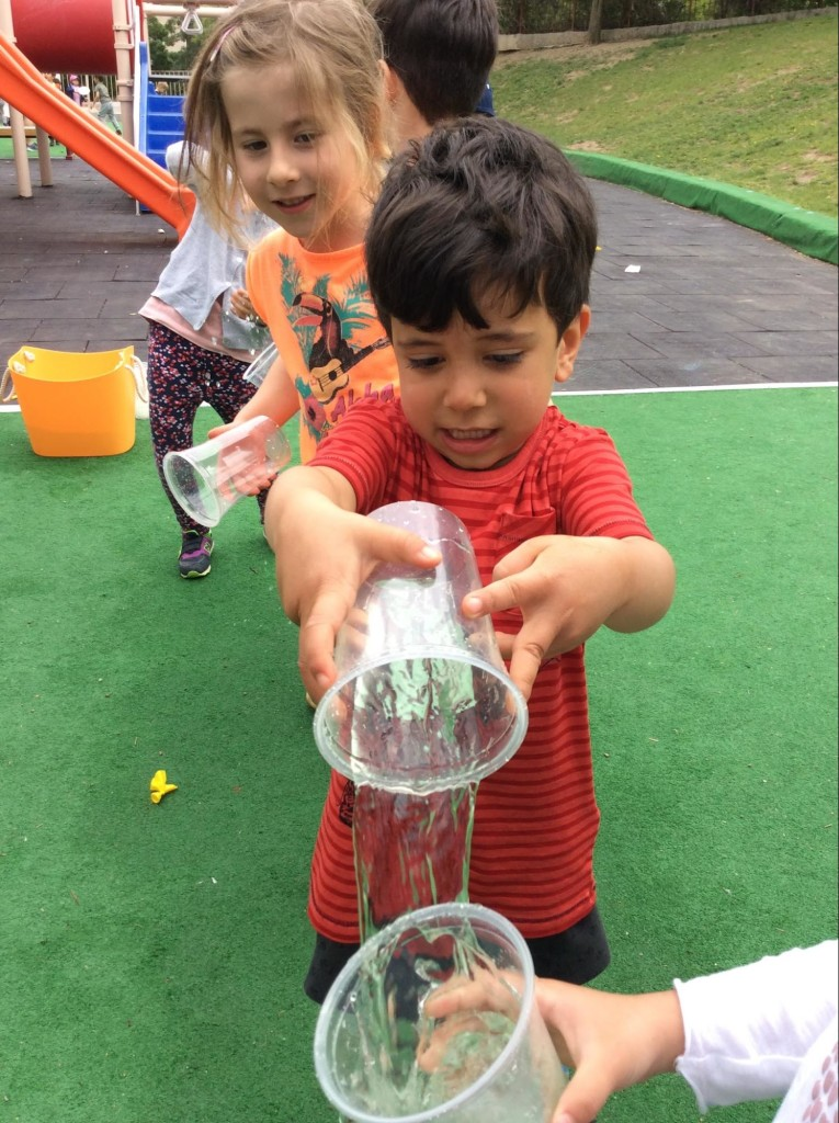 Atatürk, Youth and Sports Day in Pre-Kindergarten - BLIS